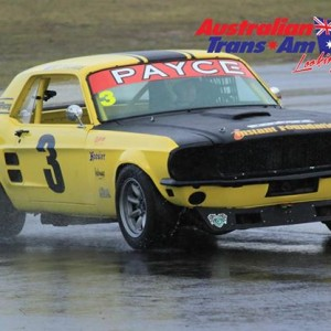 Ford Mustang Trans-Am Series