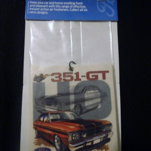 Ford Air Freshner