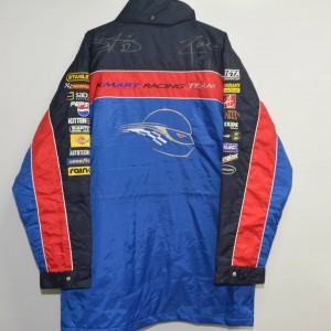 2004 Winning Bathurst pair signed Kmart Racing jacket