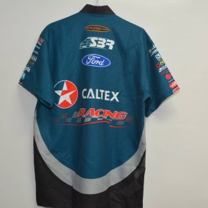 Russell Ingall championship year signed team shirt 2005
