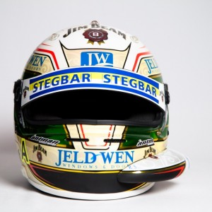 JC 2009 Bathurst helmet