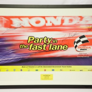 """Party in the fast lane"""