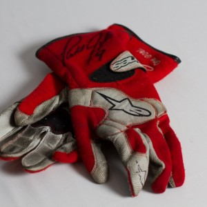 Ingall's 2005 championship gloves