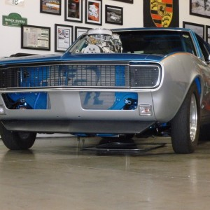 1967 RS Camaro Prostreet Monster