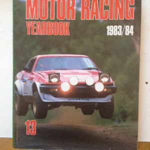 Australian Motor Racing Yearbook 1983/84