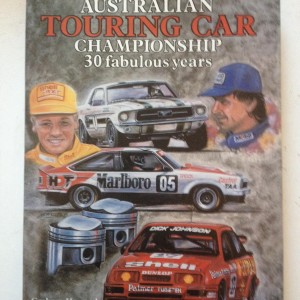 Australian Touring Car Championship 30 fabulous years