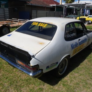 TORANA LC CLUB CAR