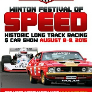 WINTON FESTIVAL OF SPEED - SHANNONS DISPLAY & PARADE