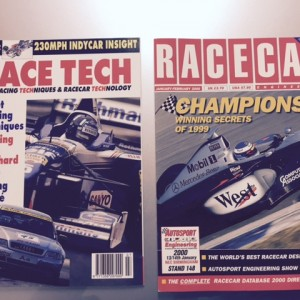 Racecar Engineering and Racetech Magazine collection