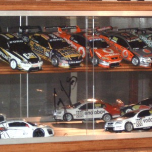 SCALEXTRIC SLOT CAR COLLECTION