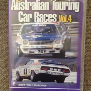 Classic Australian Touring Car Races Volume 4