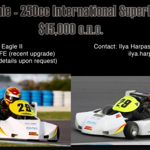 Superkart - 250 International