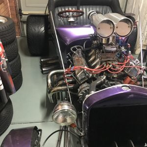 1923 Ford Roadster T Bucket