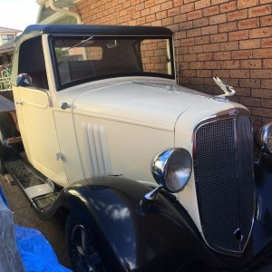 1934 Chevy pick up truck