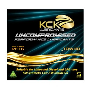 KCK Lubricants - Performance Engine Oil