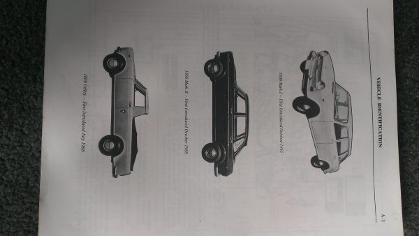 Leyland workshop manual