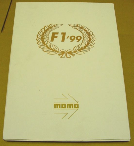 MOMO ITALY / FI PUBLISHED BOOK HIGHLIGHTING FI FROM 90 - 99