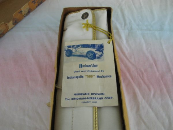 Gold plated Herbrand wrenches from 1958 500