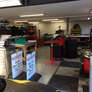 TRACKSIDE MOTORSPORT PREMISES FOR LEASE