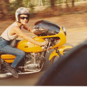 Fast Women- Pioneering Australian Motorcyclists