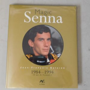 Magic Senna by Jean - Francois Galeron