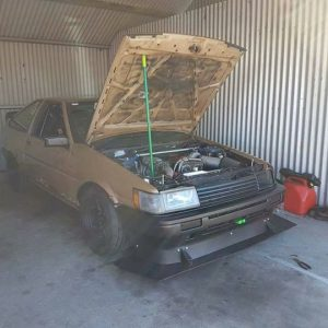 AE86 Race Car