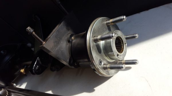 "Ford 8"" Complete fully Floating Assembly"