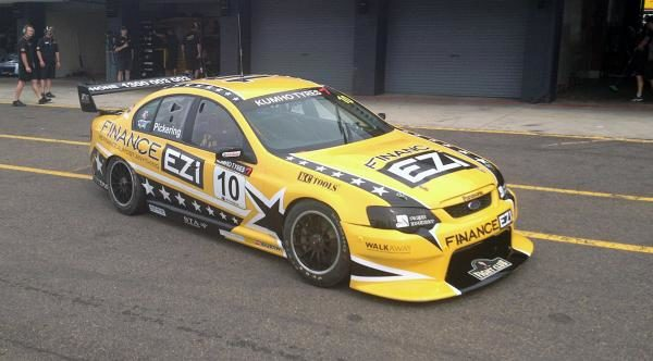 Ford Falcon BF Supercar