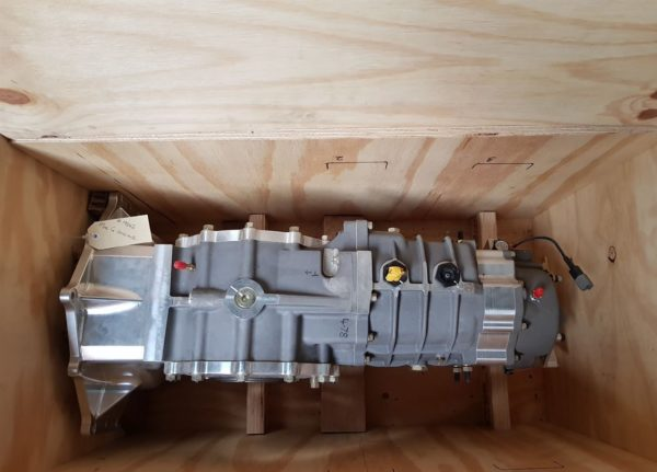 Albins AGB 10 Sequential 6 Gearbox
